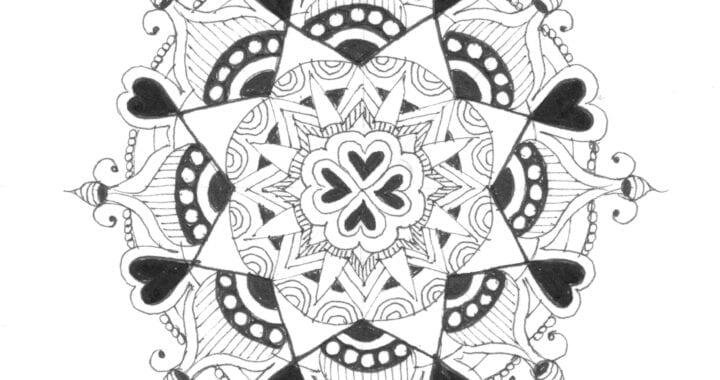 Mandala by Charlene